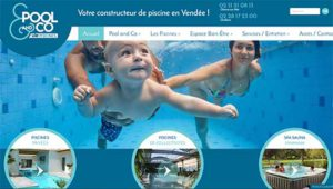 constructeur de piscine Vendée Pool and co