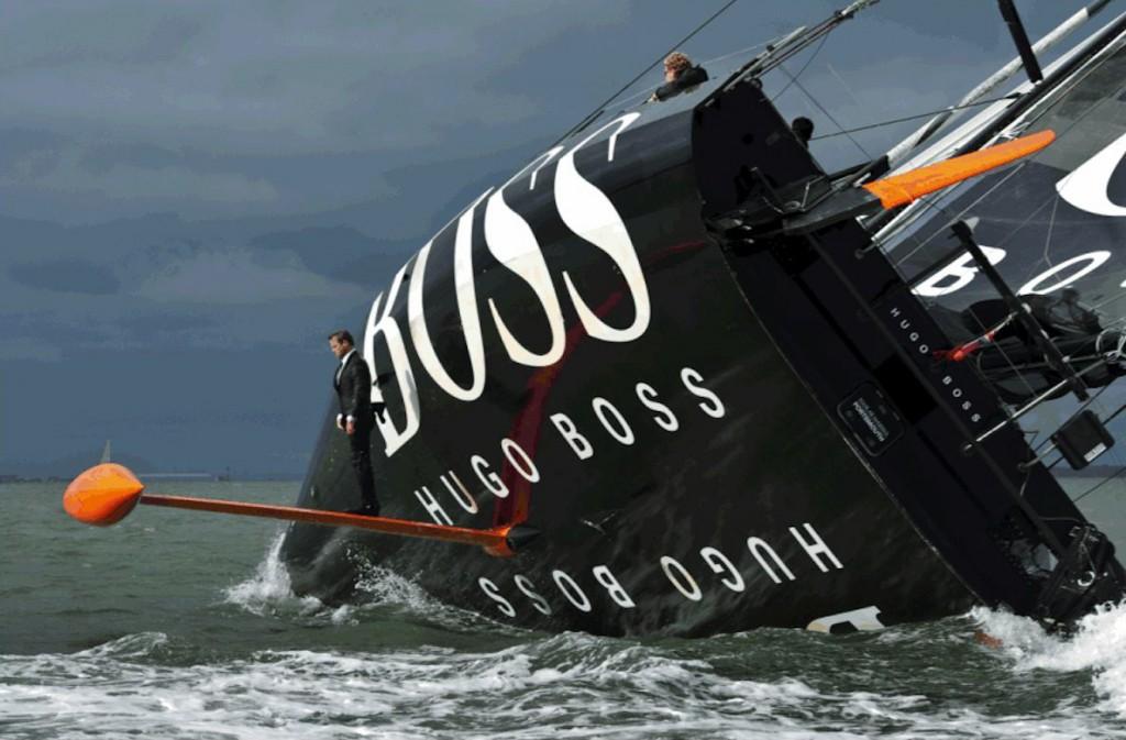 pub Hugo boss
