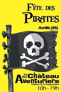 fête des pirates - château des aventuriers