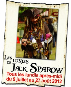 Jack Sparow au château des aventuriers